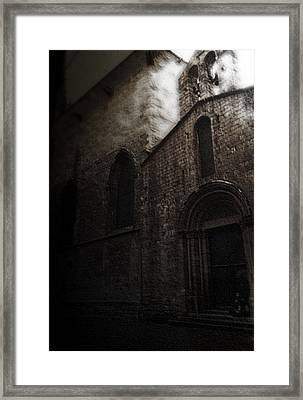 Dead Weight Framed Print