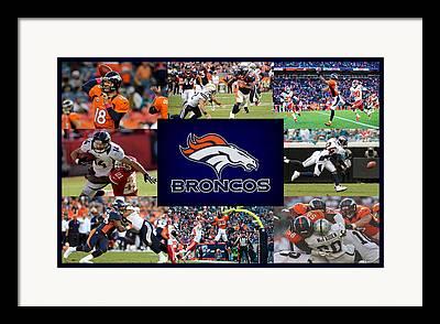 Manning Framed Prints