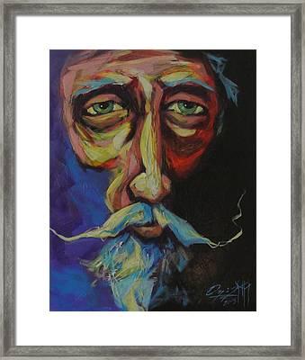 Don Quijote Framed Print