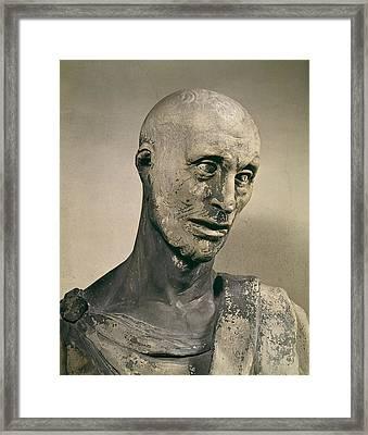 Donatello, Donato De Betto Bardi Framed Print by Everett