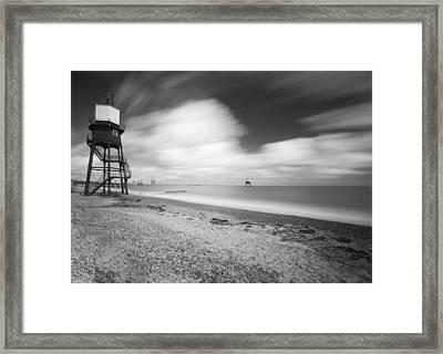 Dovercourt Essex Lighthouse  Framed Print