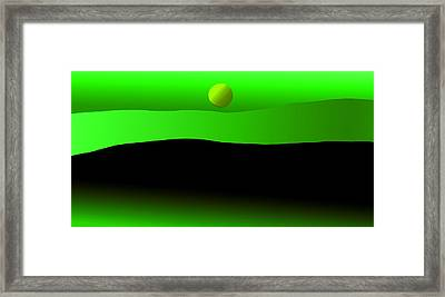 Dream Scapes Series Two Framed Print by Sir Josef - Social Critic - ART