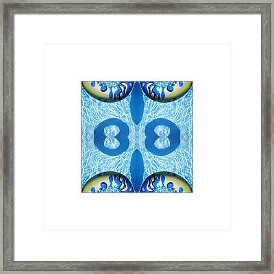 Drifting Framed Print by Don Powers