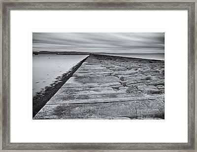 Eastern Causeway Framed Print