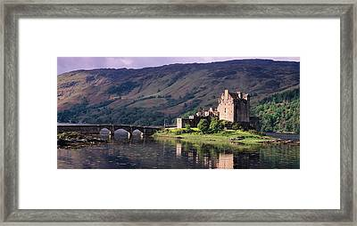 Eilean Donan Castle, Dornie Framed Print by Panoramic Images