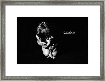 Embrace 3 Framed Print by Emile Steyn