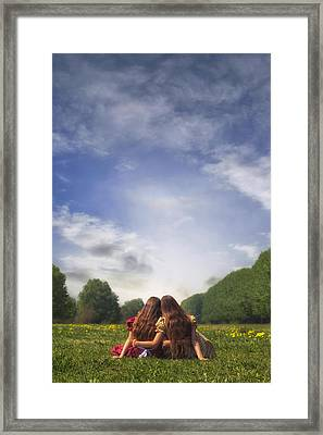 Embrace Framed Print