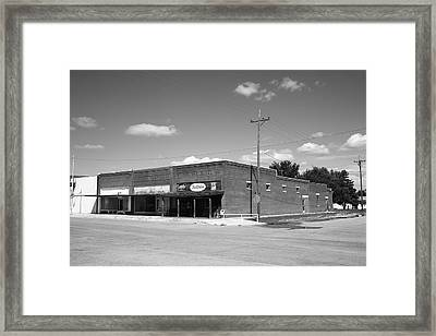 Erick Ok - Sheb Wooley Avenue Framed Print by Frank Romeo