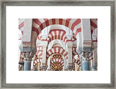 Europe, Spain, Andalucia, Cordoba, La Framed Print