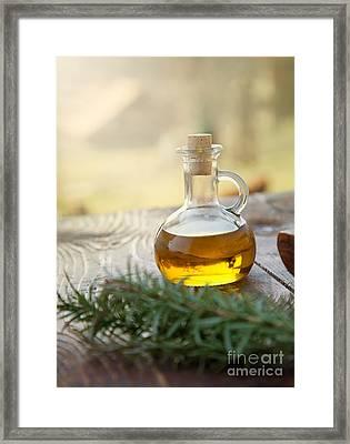 Extra Virgin Olive Oil  Framed Print