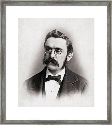 Eyeglasses, C1880 Framed Print