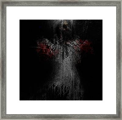 Fade To Pass Framed Print by David Fox