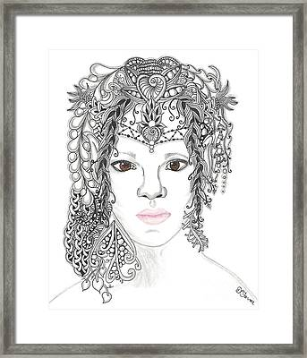 Fairy 2 Framed Print