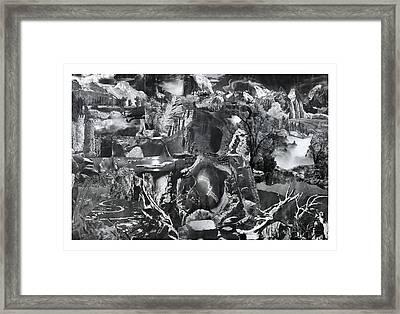 Faith Framed Print by Dennis Ruddell