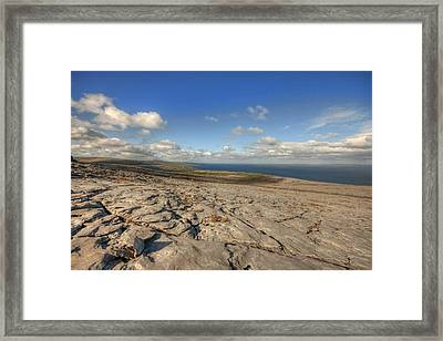Fanore View Framed Print by John Quinn