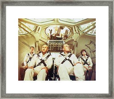 Fantastic Voyage  Framed Print by Silver Screen