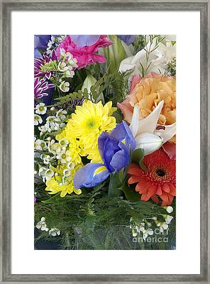 Floral Bouquet 4 Framed Print
