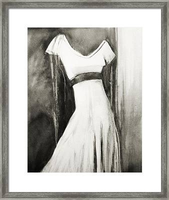 Flowing Framed Print by JAMART Photography