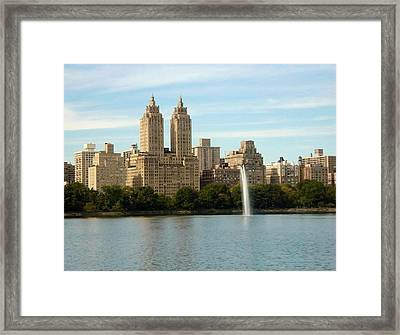 Framed Print featuring the photograph Fountain Of Youth by Justin Lee Williams