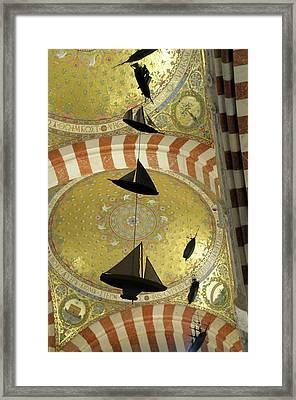 France, Bouches-du-rhone, Marseille Framed Print