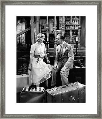 Fred Astaire Framed Print by Silver Screen