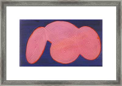 Geometry  Framed Print