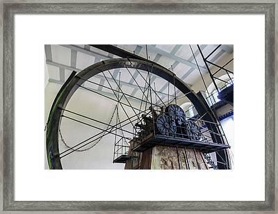 Germany, Bavaria, Bad Reichenhall, Alte Framed Print by Walter Bibikow
