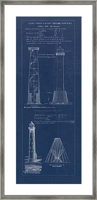 Gibbs Hill Lighthouse Framed Print