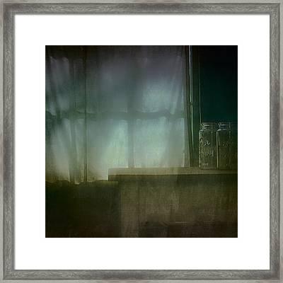Good Morning Framed Print by Bonnie Bruno