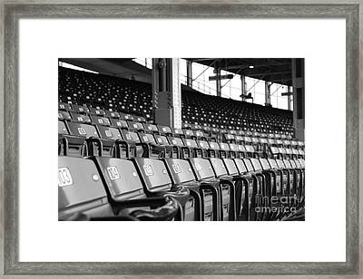Good Seats Available... Framed Print by David Bearden