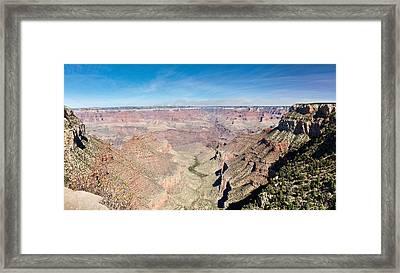 Grand Canyon 56 Framed Print by Douglas Barnett
