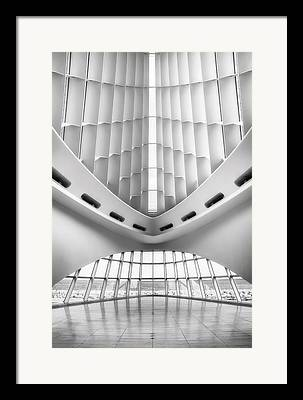 Modern Architecture Framed Prints