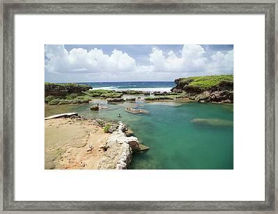 Guam Framed Print