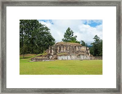 Guatemala, Tecpan Framed Print by Michael Defreitas