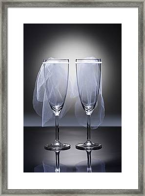 Happy New Year Framed Print by Ulrich Schade