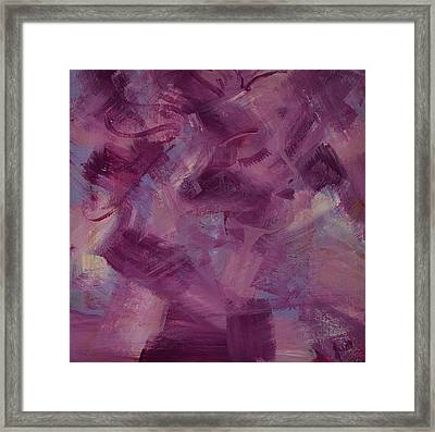 Hidden Beauty Framed Print by Judi Goodwin