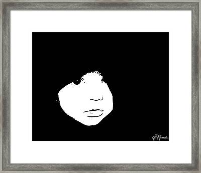 I See You Framed Print by Ellen Henneke