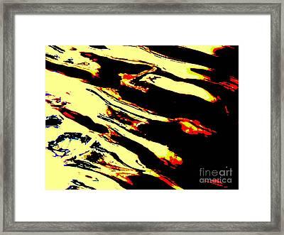 Hike Framed Print by Pauli Hyvonen