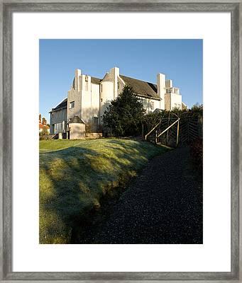 Hill House Framed Print