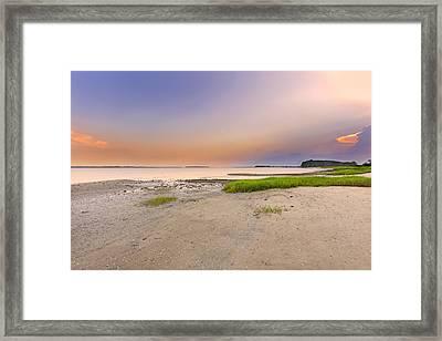 Hilton Head Island Framed Print by Peter Lakomy