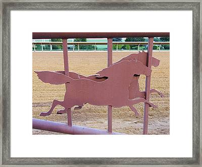 Hollywood Casino At Charles Town Races - 12126 Framed Print by DC Photographer