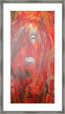 I See You Framed Print by Randall Ciotti