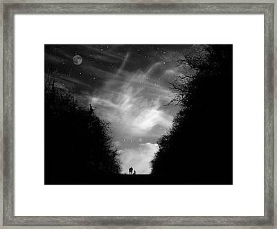 Imagination Framed Print by Jay Harrison