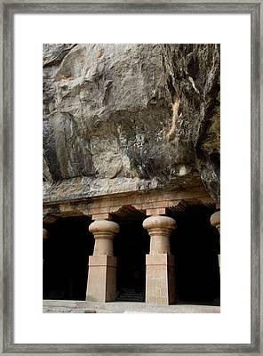 India, State Of Maharashtra, Mumbai Framed Print