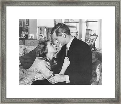 Indiscreet  Framed Print by Silver Screen