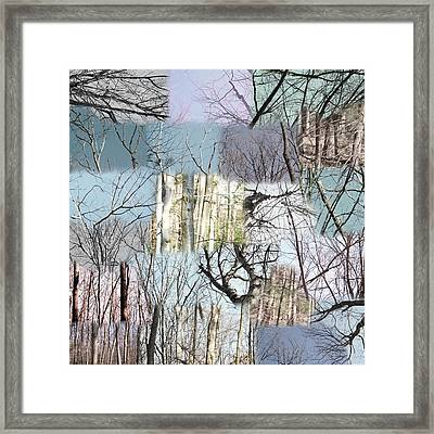 Intrigue Framed Print