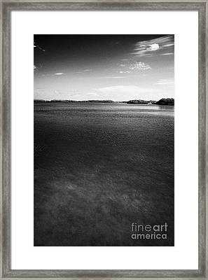 Islamorada Florida Keys Usa Framed Print by Joe Fox