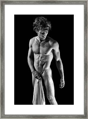 Jacob Framed Print by Dan Nelson