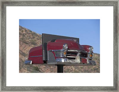 Jerome Arizona Framed Print by Steven Lapkin
