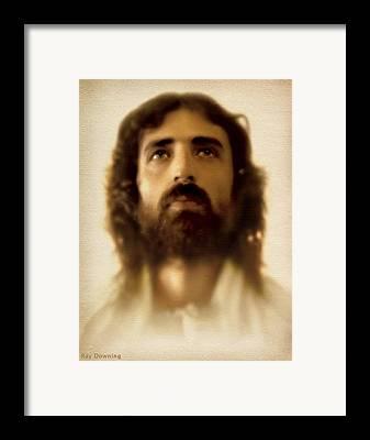 Christian Artwork Digital Art Framed Prints